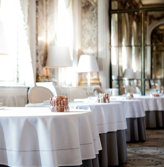 Restaurant le Meurice Alain Ducasse © Pierre Monetta