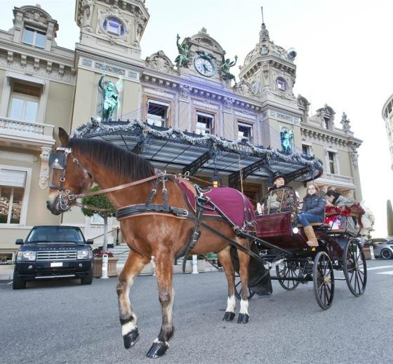Hotel Hermitage - Carruagem