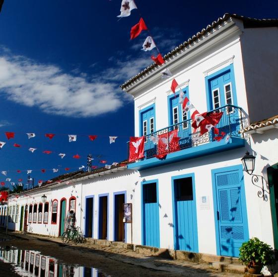 Casa Turquesa - Paraty
