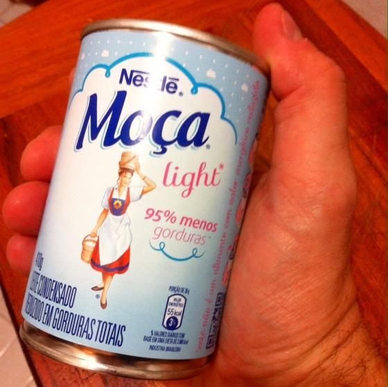 leite moça light dieta dukan