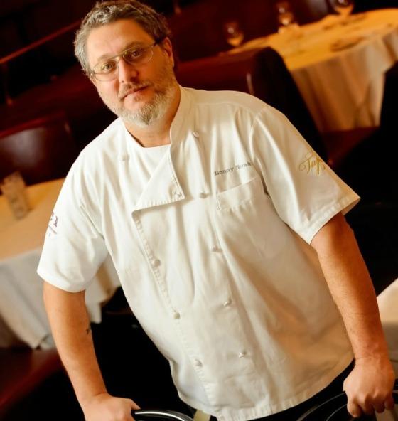 Chefs na Rua -Chef Benny Novak