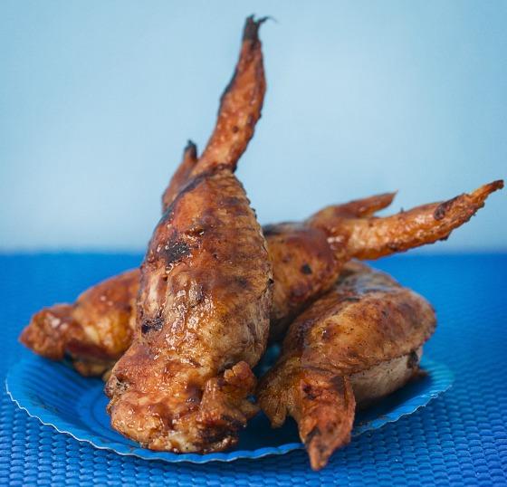 Feirinha Gastronomica - Locombia - Asinha de frango (1)